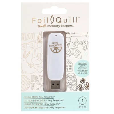 Foil Quill USB - Amy Tangerine