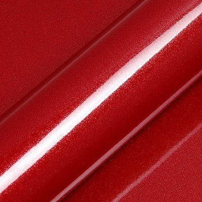Glitter Vinyl Granaat Rood