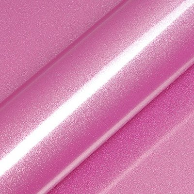 Glitter Vinyl Jellybean Roze