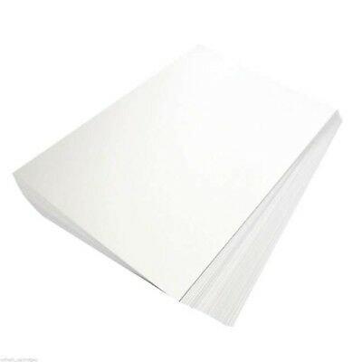 A4 Printbaar Vinyl Glossy White