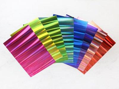 A4 Rainbow Card Pack