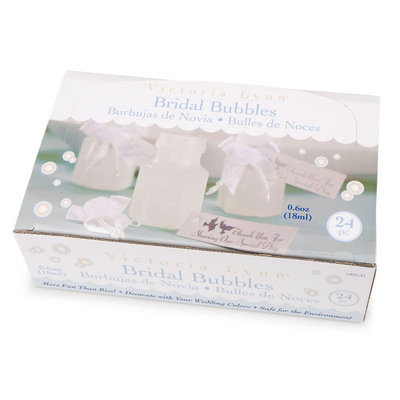 Bridal Bubbles -bellenblaas-