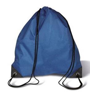 Gym/Zwem Tas Polyester Konings Blauw