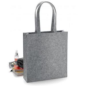 Tote Bag Vilt Grey Melange