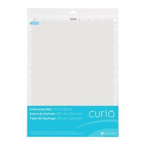 Silhouette Curio Embossing Mat Groot