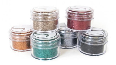 Sihouette Glitter Bold Colors