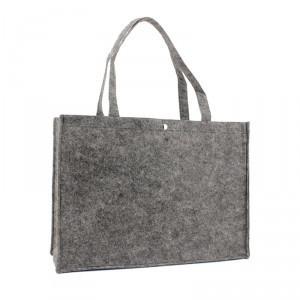 Favoriete Grote vilt tas donker grijs - Plotterstad &YZ22