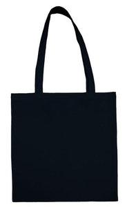 Cotton bag dark blue