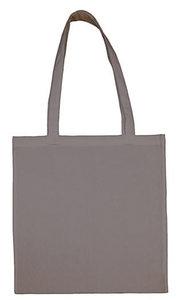 Cotton bag grey