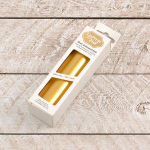 725355 Gold -matt- CC heat activated foil