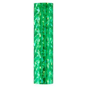 031 - Spellbinders Glimmer Hot Foil Emerald Facets