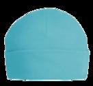 Baby-Beanie-Mutsje-Turquoise