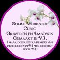 Online-workshop-Curio-graveren-en-embossen
